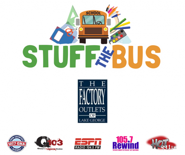 Stuff the Bus 2017